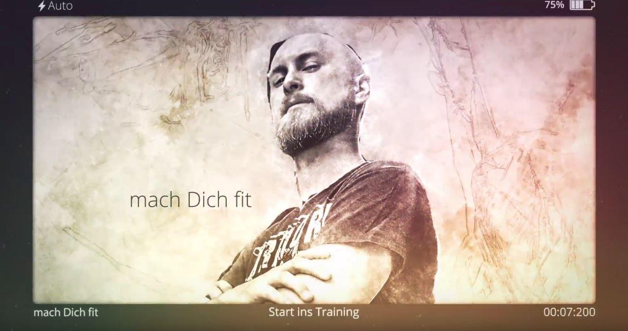 Matthias personal Fitnes Trainer